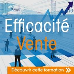 Formation Commerciale Efficacité Vente