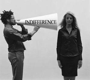Technique de vente Traiter l'indifférence