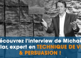 Michaël Aguilar interview