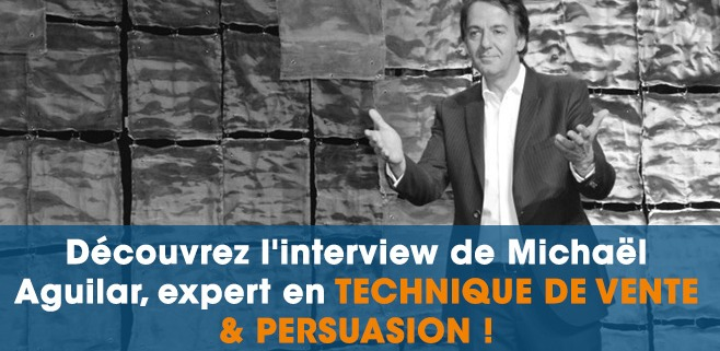 Michaël Aguilar interview