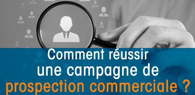 campagne de prospection commerciale