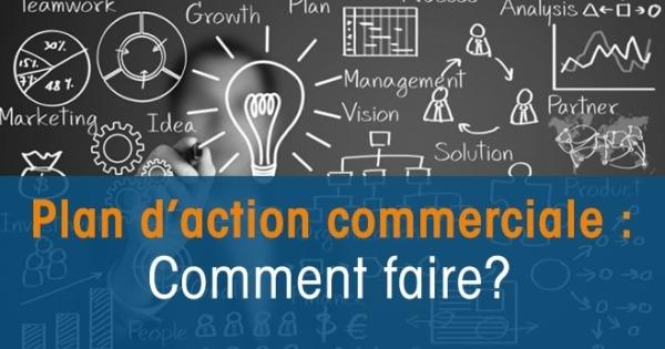 Plan D Action Commerciale Comment Faire Techniques De Vente Et