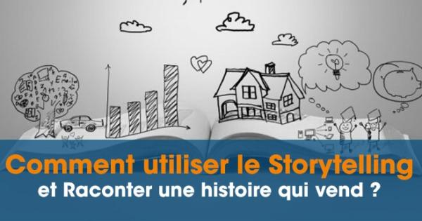 storytelling l 39 art de raconter une histoire qui vend. Black Bedroom Furniture Sets. Home Design Ideas