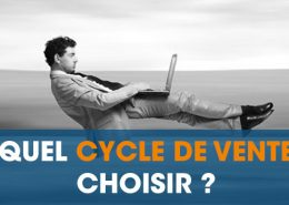 Le cycle de vente