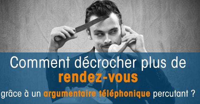Argumentaire Téléphonique