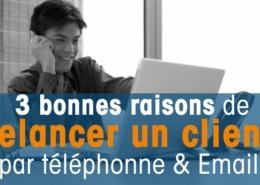 Relance Téléphonique et Email