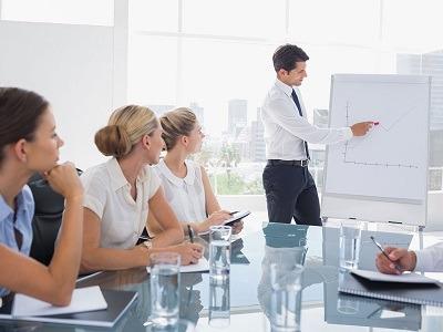 Présentation PowerPoint commerciale