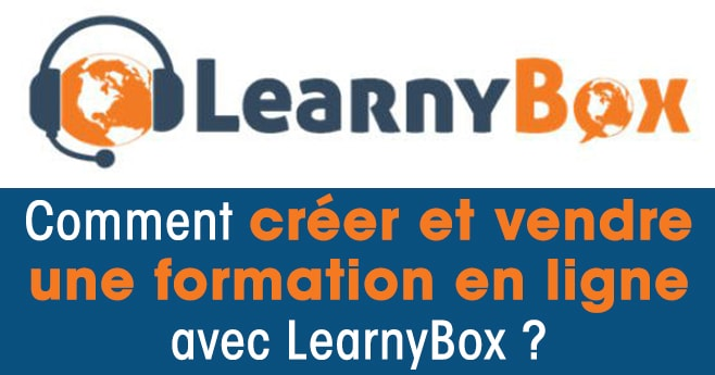 LearnyBox Vendre Formation en ligne