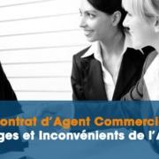 Contrat Agent Commercial