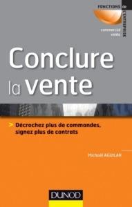 Conclure la vente de Michaël Aguilar