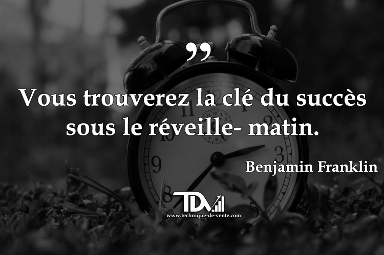 Citation Motivation Et Reussite Techniques De Vente Et