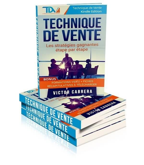 PDF Technique de Vente - Stratégies Gagnantes étape par étape