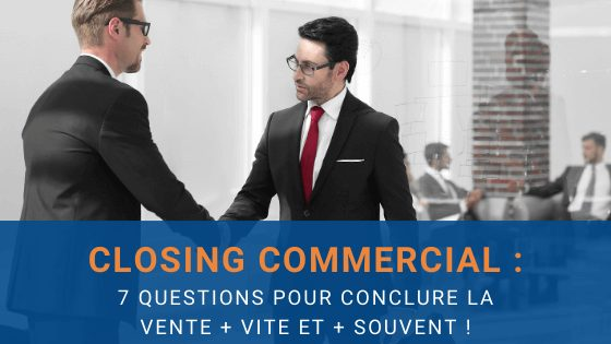 closing commercial