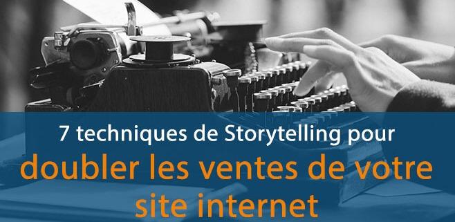 techniques de Storytelling