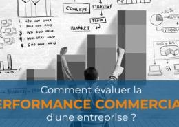 performance commerciale d'une entreprise