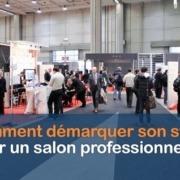 stand exposition salon professionnel