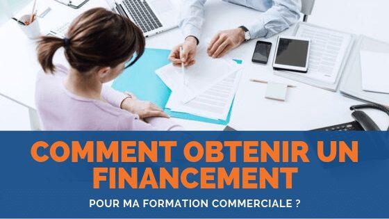 financement formation commerciale