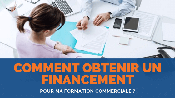 financement formation commerciale