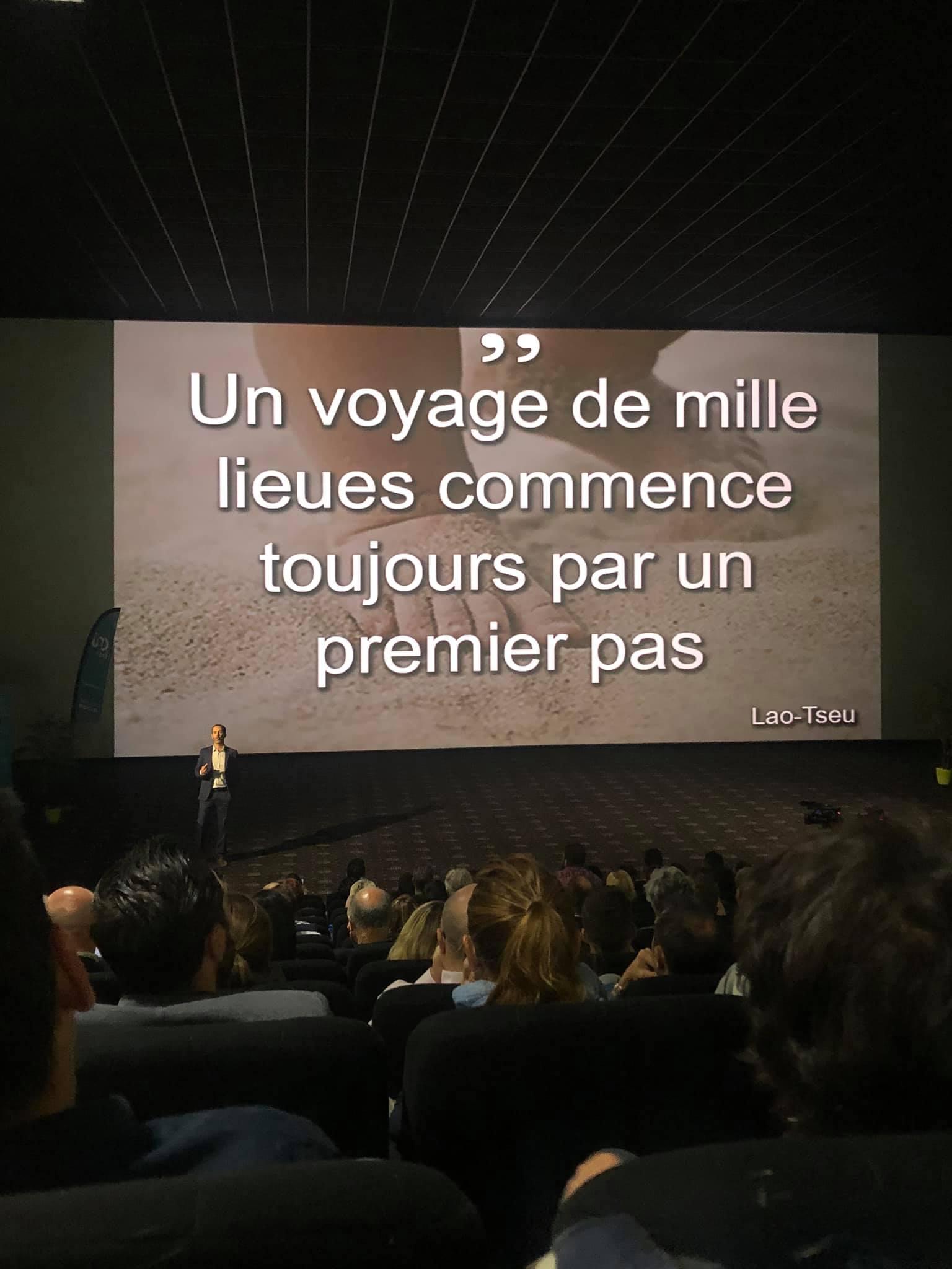 Victor Cabrera Conférence