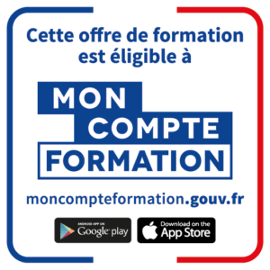 Formation commerciale éligible CPF